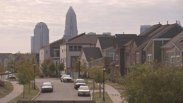 NBA ALL-STAR WEEKEND: Charlotte residents cashing in on NBA