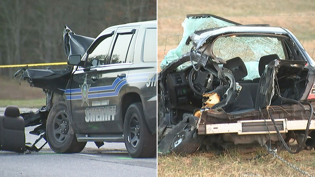 HICKORY FATAL CRASH DEPUTY: 1 dead in crash involving Catawba County