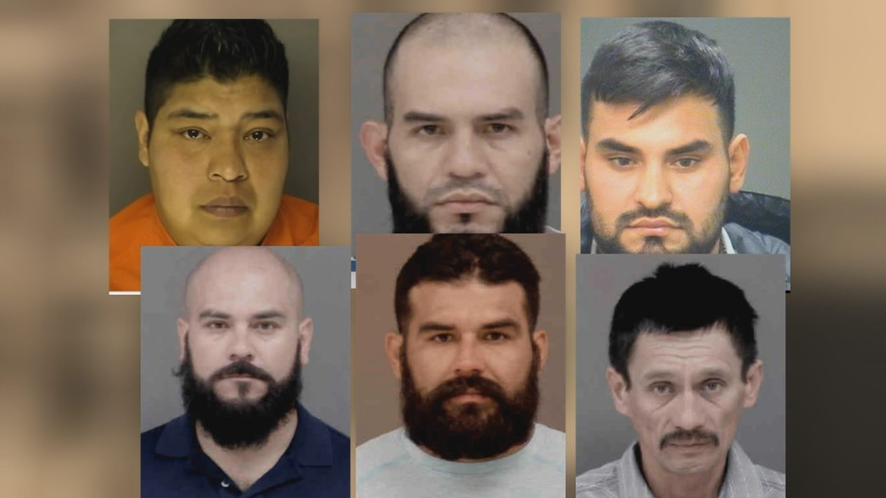 DRUG CARTEL ARREST: 6 in country illegally tied to drug cartel