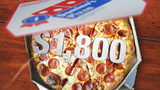 Processing Error: Family orders $1,800 pizza from Domino's