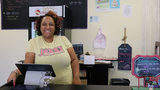 Gerri Brown, owner of Jazzy Cheesecakes