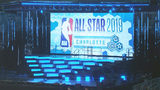 Final preparations, road closures in place in uptown for NBA All-Star Weekend