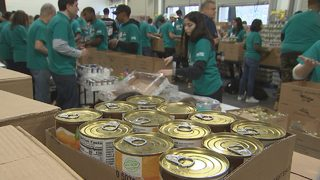 Celebrities, NBA players give back to local charities during All-Star weekend
