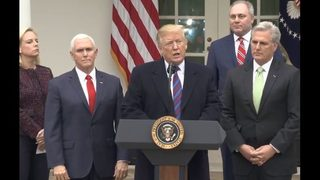 White House: Trump using national emergency and executive actions for border wall