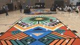 YMCA gets refurbished basketball court as part of NBA2K Foundations program