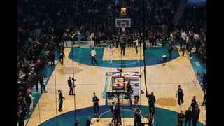 WSOC-TV Photos: NBA All-Star Game at Spectrum Center