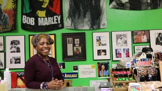 Black-owned business spotlight: Reggae Central