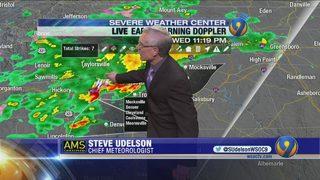 Chief Meteorologist Steve Udelson
