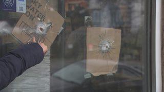 Police investigate after shots fired at popular South End bagel shop