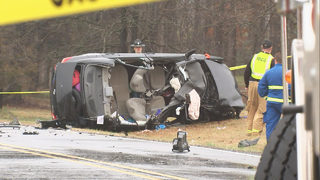 Troopers release name of Statesville mother killed in crash taking daughter to school