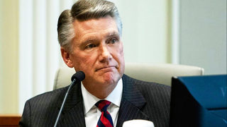 Mark Harris, citing health, won