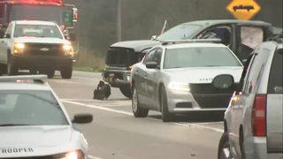 ACCIDENT ROAD CLOSURE IN UNION COUNTY: Union County