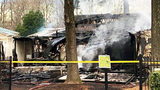 Arson investigation underway after fire at north Charlotte apartment complex