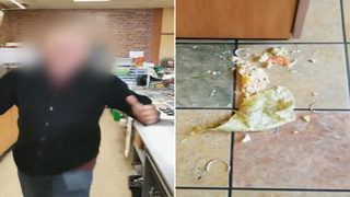 Woman hit with sandwich by Concord Subway manager sues restaurant