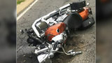 Road to be resurfaced where biker was killed in wreck