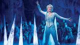 Caissie Levy in Disney's Frozen (Deen Van Meer)