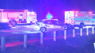 Impaired driver caused I-485 wreck that sent 5 to hospital, troopers say