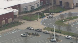 Cabarrus Co. officials investigate whether school bomb threat, bank robbery are connected