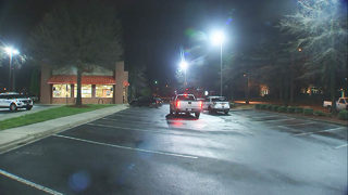Police search for suspect in early morning robbery at Midtown Bojangles