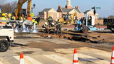 Water main break impacts hundreds in downtown Kannapolis