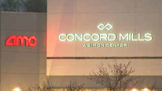 Police: Man shot at Concord Mills movie theater during argument over seating