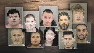 CARTEL DRUG BUST CHARLOTTE: DEA busts Charlotte drug