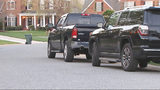 Police pursue 2 stolen vehicles; arrest 1 suspect, search for others