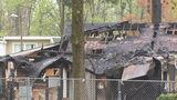 CMPD: North Charlotte apartment blaze not connected to previous arson
