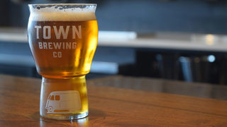 WATCH: Town Brewing goes beyond beer
