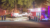 'The house is replaceable, we're not': 6 kids, 4 adults hurt in house fire