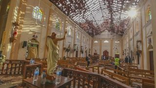 Local churches react after deadly Easter Sunday explosions in Sri Lanka
