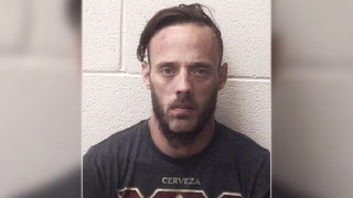 Deputies: Man arrested following crash after claiming to have hand grenade, AK-47