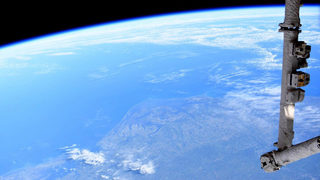 NC astronaut Christina Koch tweets image of Outer Banks from ISS
