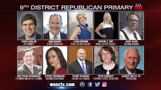 Early voting begins in District 9 Republican primary months after election fraud scandal