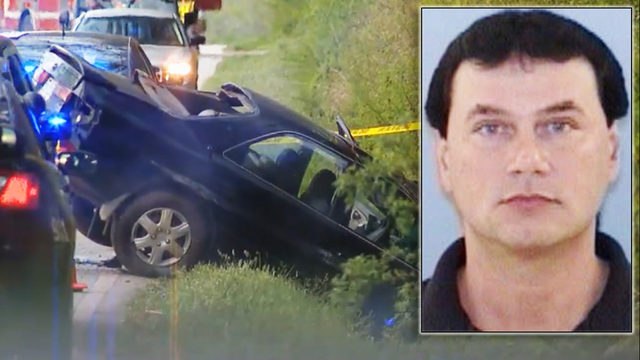 CATAWBA COUNTY SHOOTING: Sheriff says training kicked in to find man