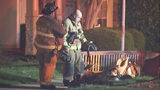 'We had to act fast': Charlotte firefighters rescue family on balcony after apartment fire