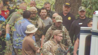 Man accused of killing wife in Catawba Co. taken into custody after days-long manhunt