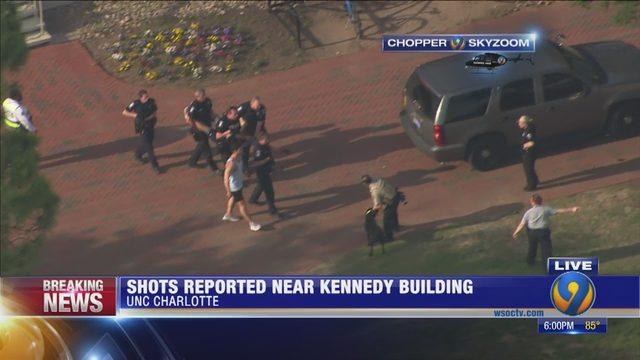 UNCC SHOOTING: 2 dead, 4 injured in UNCC shooting