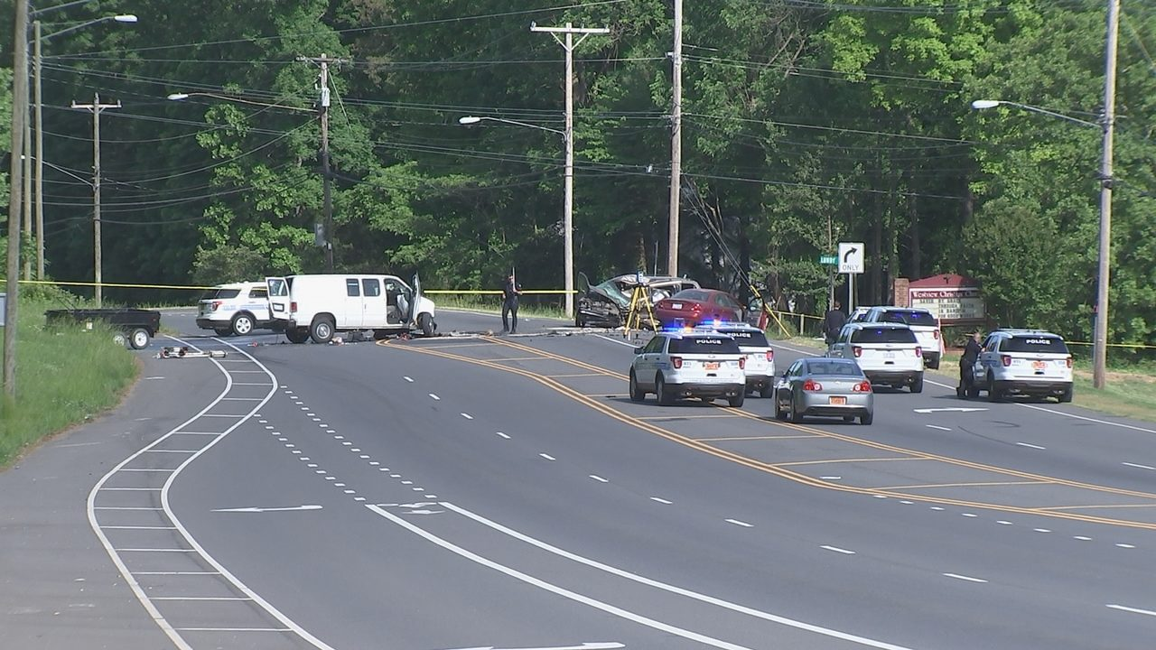 WEST CHARLOTTE FATAL ACCIDENT: Busy west Charlotte road shut down