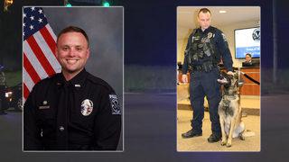 MOORESVILLE OFFICER SHELDON KILLED: Police release report
