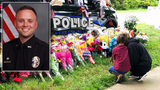'We're heartbroken': Mooresville mourns officer shot, killed during traffic stop