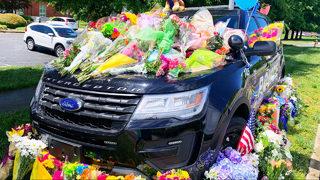MOORESVILLE OFFICER KILLED: 'We're heartbroken': Community