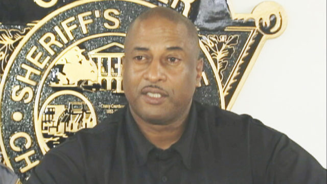 CHESTER COUNTY INDICTMENT: Chester County sheriff lied to