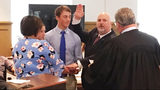 Interim sheriff sworn in after Chester County indictments handed down