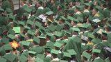 'We, as Niner Nation, persevered': Graduation commences after fatal UNCC shooting