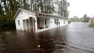 North Carolina city gets nearly $5M for Hurricane Florence relief