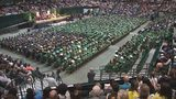 UNCC shooting victims honored at graduation ceremonies
