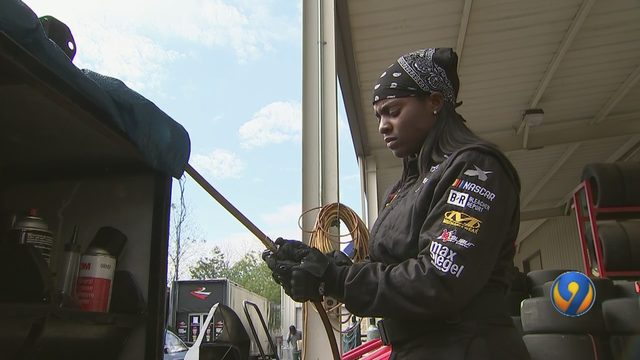 Brehanna Daniels Is Making Nascar History