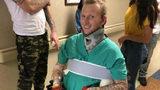 'I'll be OK': Shooting victim adjusts to new reality