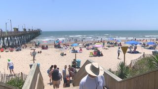 WARNING: Dangerous conditions at beaches along North Carolina coast